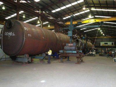 Tank Manufacture